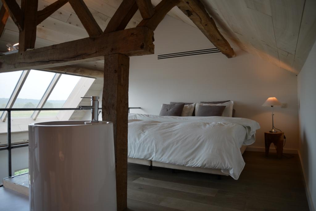 Slaapkamer Met Inloop Badkamer : Janssen en Janssen Vakantiewoning aan ...